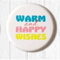Фишка Warm and happy wishes